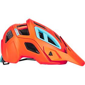 Leatt Brace DBX 3.0 All Mountain Helmet orange